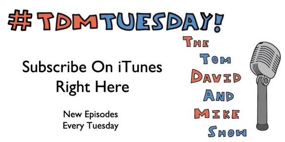 TDMShow-iTunes-Link